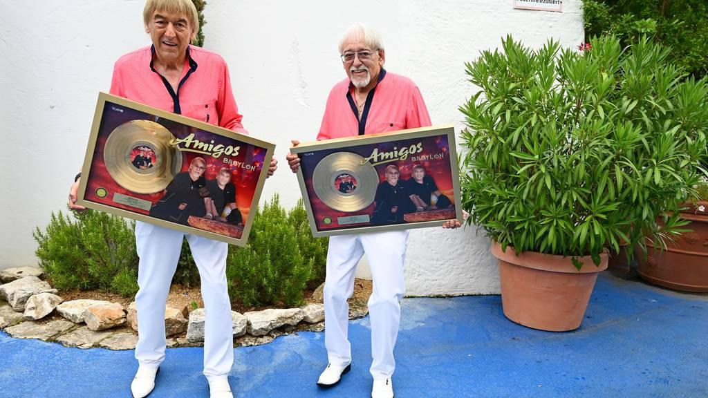 """Amigos-CD """"Babylon"""" bereits mit Auslieferung vergoldet"""