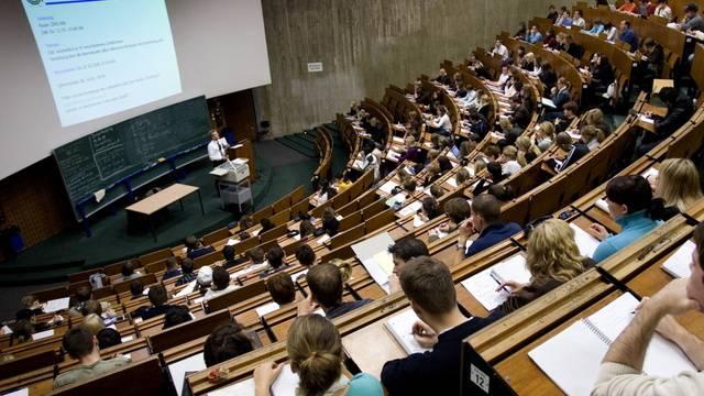 Die Unis, Fachhochschulen und Pädagogischen Hochschulen erfreuen sich reger Beliebtheit (Archiv)
