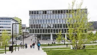 13 Austauschstudenten studieren im Frühlingssemester 2018 an der Fachhochschule Nordwestschweiz in Brugg-Windisch.