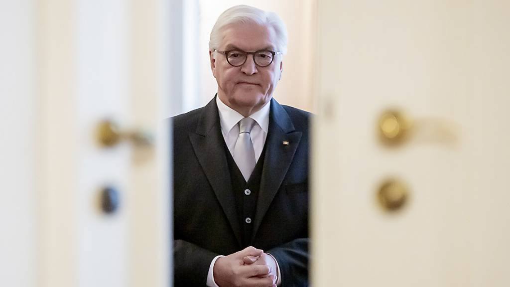 Bundespräsident Frank-Walter Steinmeier. Foto: Christoph Soeder/dpa