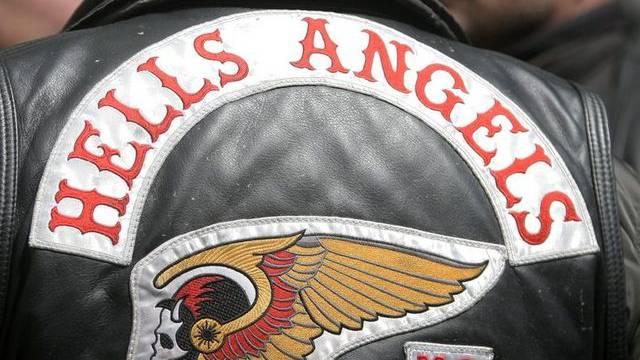 Ein Mitglied der Hells Angels (Symbolbild)