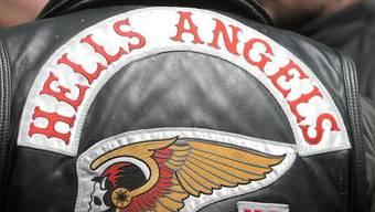 Hells Angels lassen die Fäuste fliegen