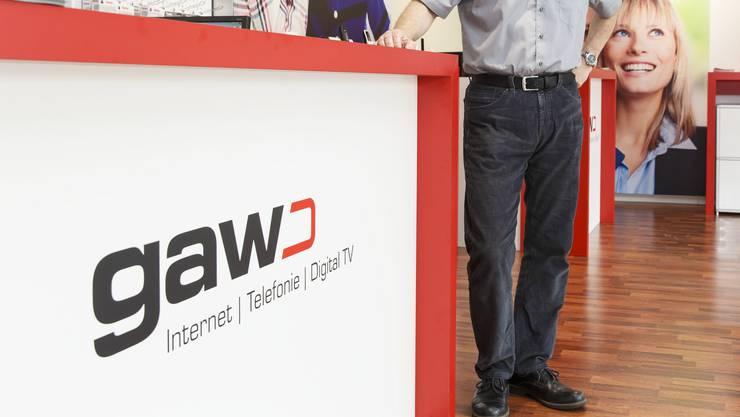 Bei der GAW kam es am Dienstagmorgen aufgrund eines technischen Defekts zu Internetunterbrüchen.
