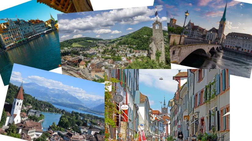 Wie gut kennst du die Städte der Schweiz?