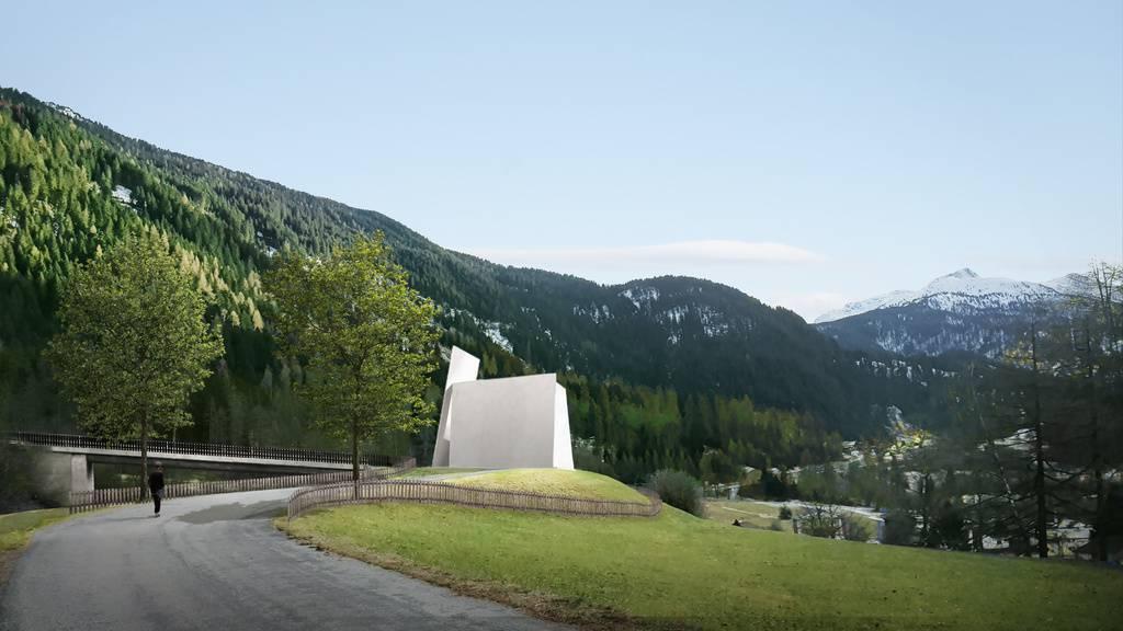 Autobahnkirche an der A13 ist einen Schritt weiter
