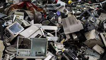 Europa droht im Elektroschrott zu ersticken (Archivbild)