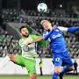 Bundesliga-Relegation, Hinspiel: Wolfsburg - Holstein Kiel