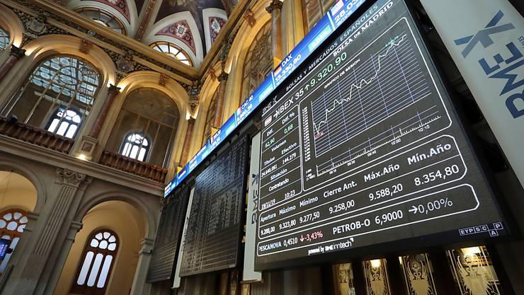 Die Schweizer Börsenbetreiberin SIX hat eine weitere Genehmigung für die geplante Übernahme der spanischen Börse BME erhalten. (Archivbild)