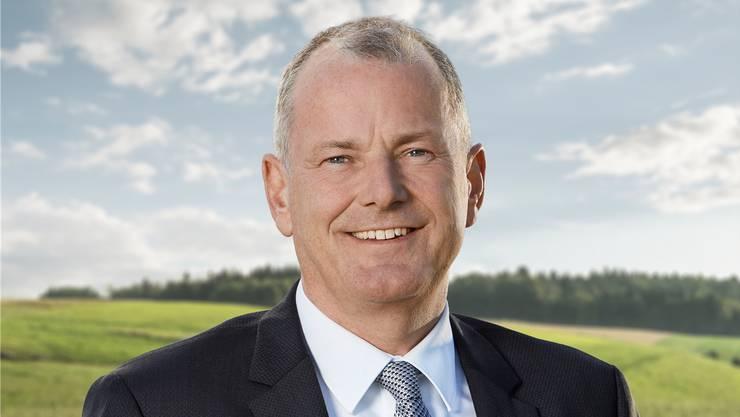 Stephan Attiger ist Baudirektor des Kantons Aargau. Bild: Chris Iseli