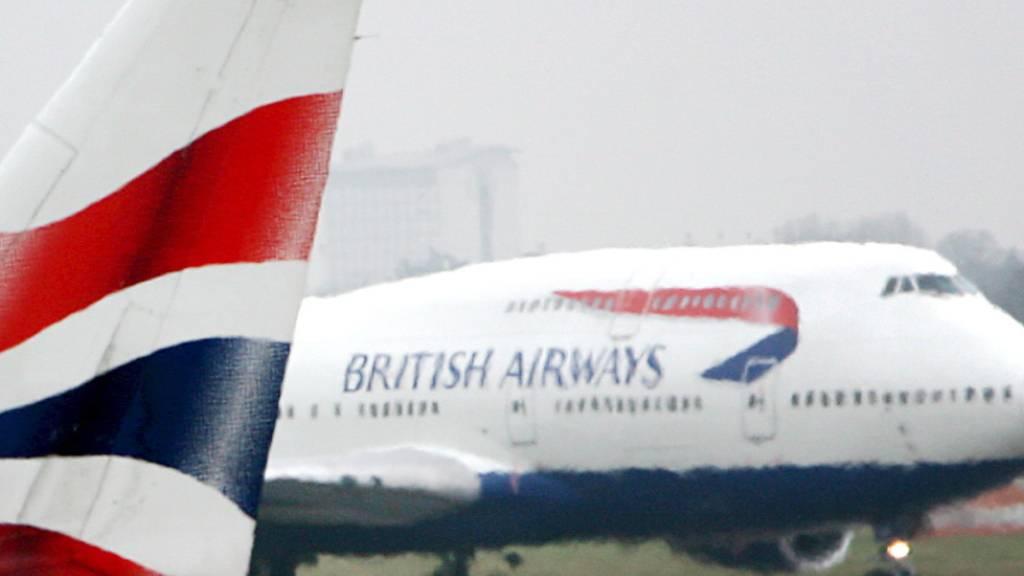Gefährliche Annäherung von zwei Flugzeugen beim Flughafen Zürich