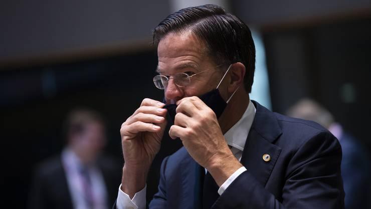 Konservativer Sparfuchs: Hollands Premier Mark Rutte gibt den taffen Verhandler – vor allem aus innenpolitischen Gründen.