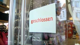 Läden bleiben in der ganzen Schweiz geschlossen.