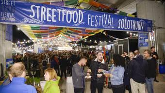 Dieses Wochenende steht wieder das Streetfood Festival an – um Löcher im Bauch zu füllen.