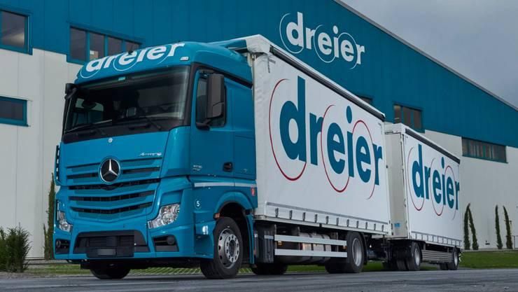 Die Dreier Transport AG soll 39 ausländische Lkw für Inland-Transporte eingesetzt haben.