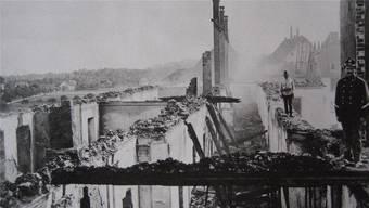 Brände: Muri und Bremgarten
