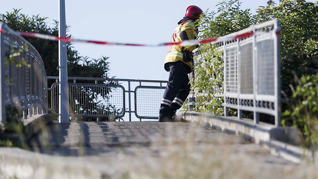 Brückeneinsturz droht - Autobahn gesperrt