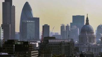 Die Angeklagten werden beschuldigt, Terroranschläge in London geplant zu haben (Archiv)