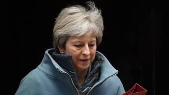 Theresa May will nicht, dass ihr Land noch länger in der EU verbleibt.