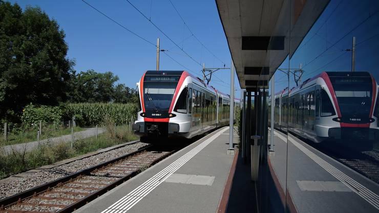 Die Seetalbahn kostet den Aargau 1,65 Millionen Franken mehr als ursprünglich geplant.
