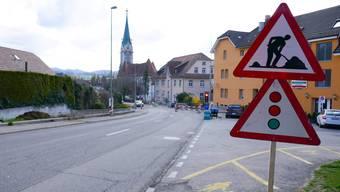 Am 15. Juni beginnen die Bauarbeiten in der Röschenzstrasse im Abschnitt Hinterfeldstrasse bis Weststrasse.