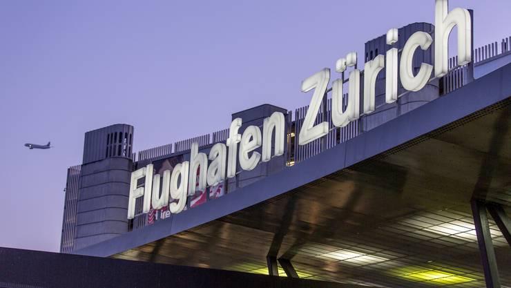 Der Flughafen Zürich plant grosse Investitionen.