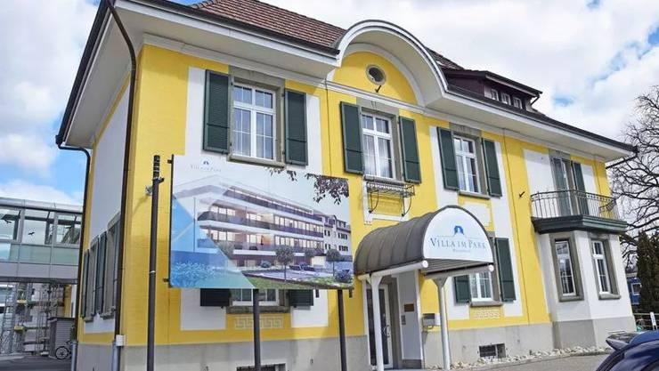 Die Klinik Villa im Park bleibt die nächsten vier Jahre auf der Spitalliste, was nachher passiert, ist noch offen.