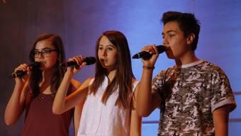«Mamma mia» vom Jugendchor Surbtal und der Enjoy-Tanzgruppe
