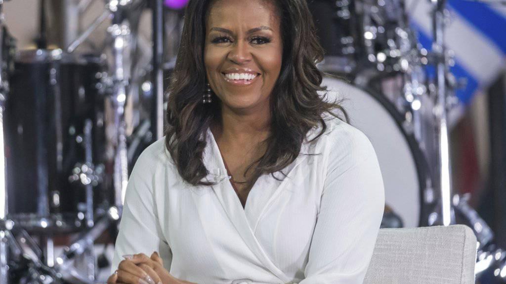 «Ich bin kein politischer Mensch», betont Michelle Obama in ihrem Buch.