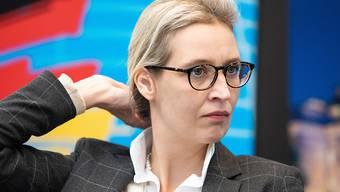 Möglicher Verstoss gegen das Parteiengesetz:  Die Staatsanwaltschaft Konstanz ermittelt gegen AfD-Fraktionschefin Alice Weidel. (Archivbild)