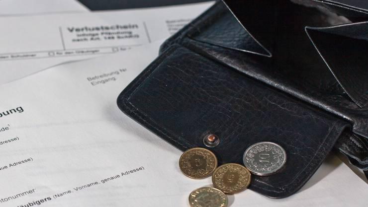 Beim Basler Konkursamt häufen sich die Dossiers von verschuldeten Kleinbetrieben aus dem Bau- und Gastrogewerbe.