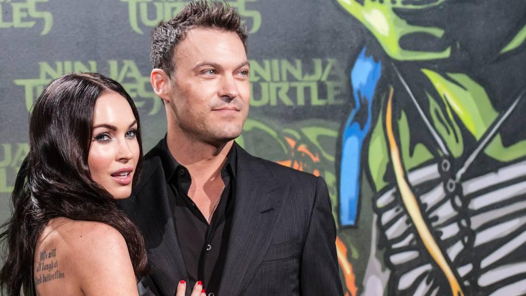 Megan Fox und Brian Austin Green sind getrennt.