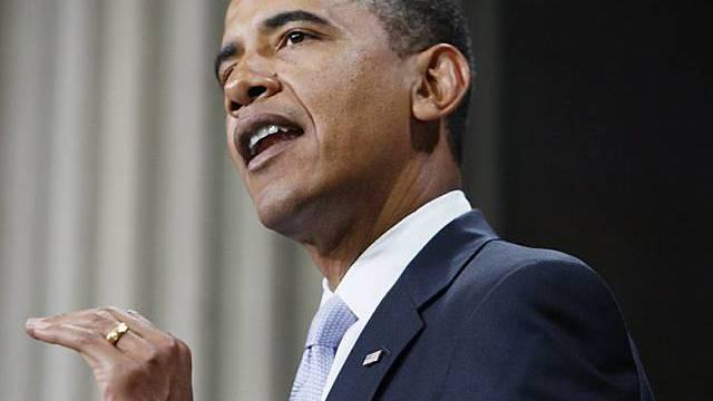 Obama fordert Neuregulierung der Märkte