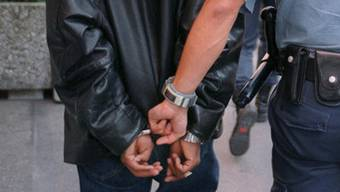 Die Polizei nahm bei den Kontrollen insgesamt neun Personen fest (Symbolbild)