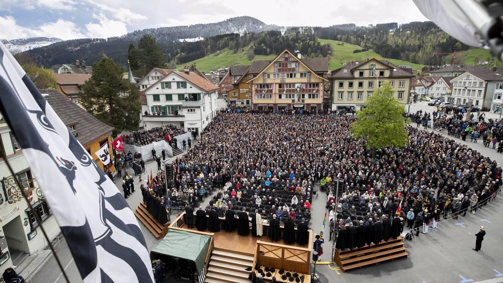 «Sind tief im Herzen getroffen» – Appenzeller Landsgemeinde abgesagt