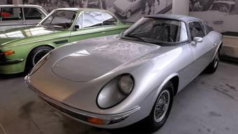 Pantheon Muttenz BMW-Ausstellung