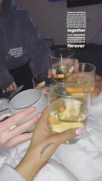 Instagram/Ariana Grande