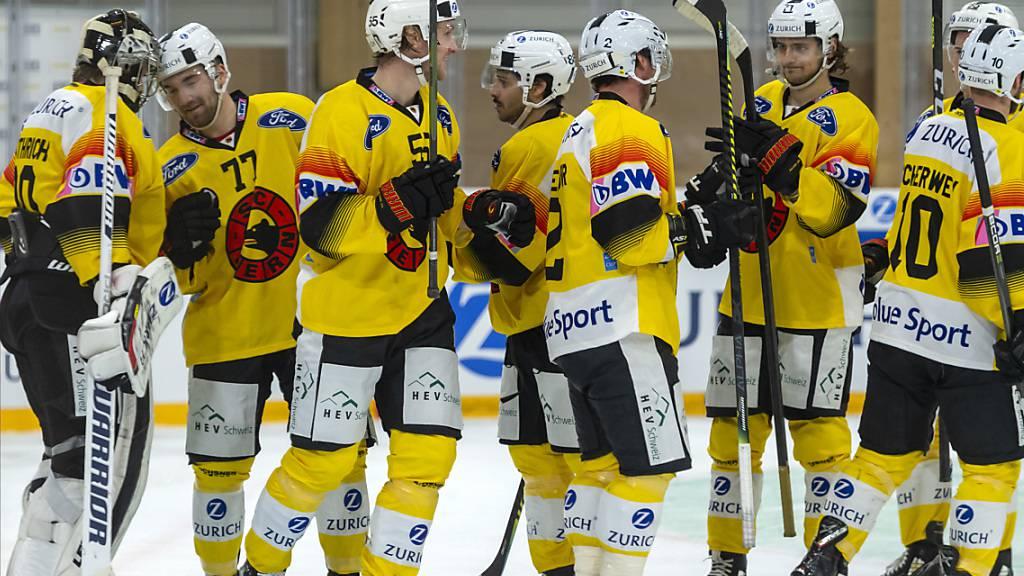 Schwede Olofsson bis Ende Saison beim SC Bern