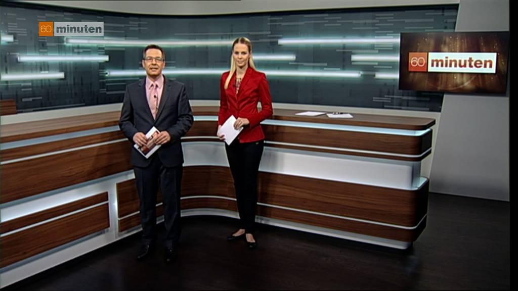 Begrüssung zu den TVO News