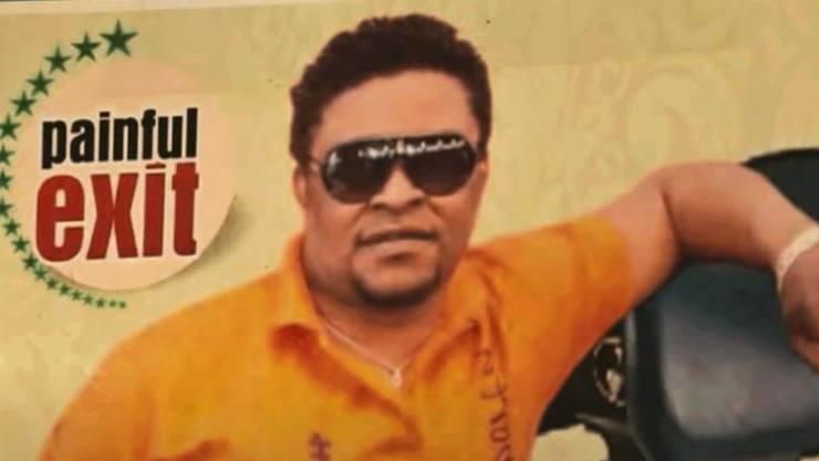 Der Nigerianer Mike Ben Peter wurde 2018 von sechs Polizisten minutenlang zu Boden gedrückt. Mit fatalen Folgen.