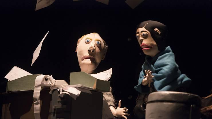 Alle zwei Jahre bringt das Theaterfestival hochkarätige Inszenierungen nach Baden.