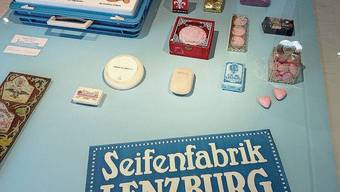 Im Museum Burghalde: die Ausstellung «Saubere Sache».