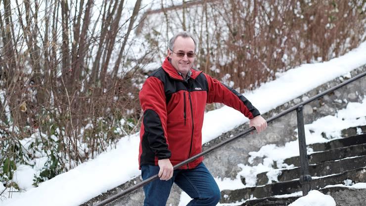 Walter Scheurer (53, parteilos) , der seit 16 Jahren dem Gemeinderat Leutwil angehört und seit 12 Jahren dessen Ammann ist, zieht die Konsequenzen aus den Wahlwirren dieses Herbstes.