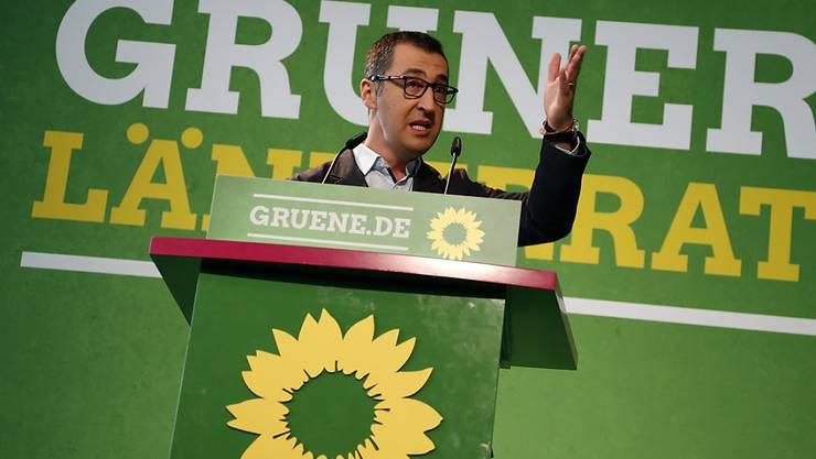 Ko-Vorsitzender der Grünen, Cem Özdemir