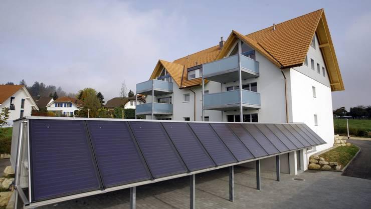 Solarenergie soll im Kanton Solothurn gefördert werden