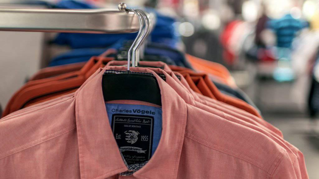Warmes Winterwetter ist für die Modebranche Gift, auch bei Charles Vögele (Symbolbild).