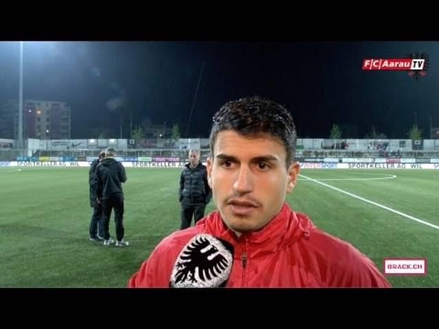FC Wil - FC Aarau 3:3 (13.05.2016) Stimmen zum Spiel