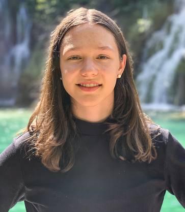 Die 15-jährige Nuria Bucher (Spono Eagles) aus Buchs.