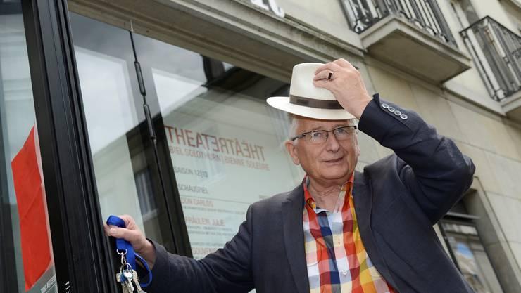 Beat Wyrsch «nimmt den Hut»