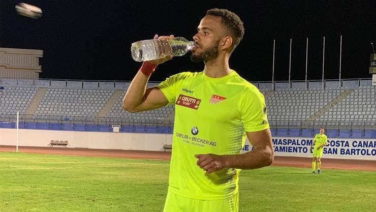 Steven Ukoh kehrt zum FC Solothurn zurück.