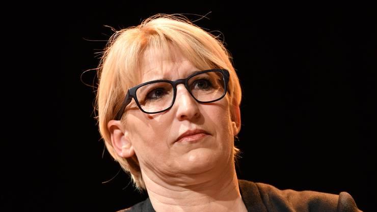 Sozialdirektorin Marion Rauber wird für das Vorgehen des Stadtrates von linker wie auch von rechter Seite kritisiert. (Archivbild)